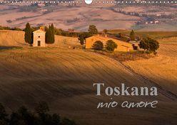 Toskana – mio amore (Wandkalender 2019 DIN A3 quer) von ledieS,  Katja