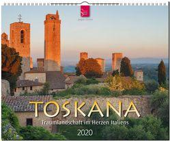 Toskana – Traumlandschaft im Herzen Italiens von Richter,  Jürgen