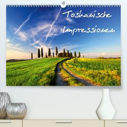 Toskanische Impressionen (Premium, hochwertiger DIN A2 Wandkalender 2020, Kunstdruck in Hochglanz) von Pachula,  Adam