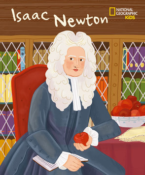 Total Genial! Isaac Newton von Kessler,  Mia, Munoz,  Isabel, Nick Ackland