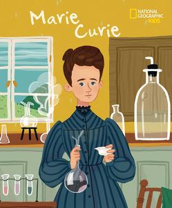 Total genial! Marie Curie von Munoz,  Isabel
