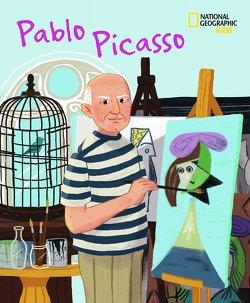 Total Genial! Pablo Picasso von Munoz,  Isabel