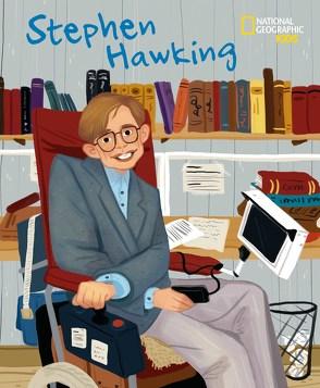 Total genial! Stephen Hawking von Munoz,  Isabel