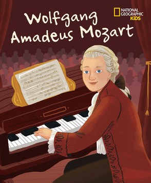 Total Genial! Wolfgang Amadeus Mozart von Munoz,  Isabel