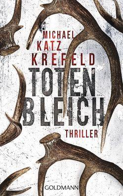 Totenbleich von Katz Krefeld,  Michael, Krüger,  Knut