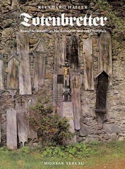 Totenbretter von Haller,  Reinhard