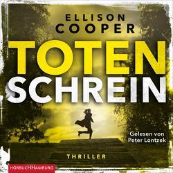 Totenschrein (Ein Sayer-Altair-Thriller 3) von Cooper,  Ellison, Lontzek,  Peter, Uplegger,  Sybille