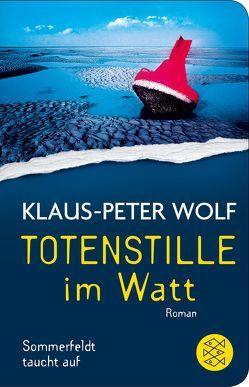 Totenstille im Watt von Wolf,  Klaus-Peter
