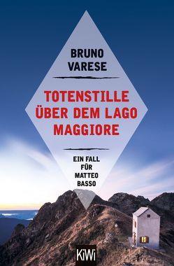 Totenstille über dem Lago Maggiore von Varese,  Bruno