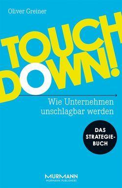 Touchdown von Greiner,  Oliver