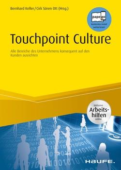 Touchpoint Culture von Keller,  Bernhard, Ott,  Cirk Sören