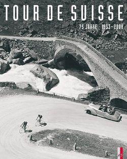 Tour de Suisse von Born,  Hanspeter, Born,  Martin, Casanova,  Jürg, Huwyler,  Urs, Kym,  Willy, Leibundgut,  Walter, Orsi,  Graziano, Renggli,  Sepp, Schnyder,  Peter