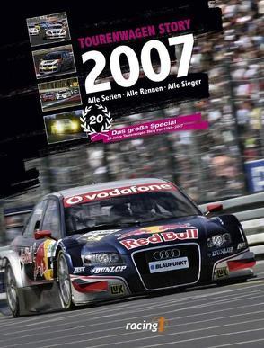 Tourenwagen Story 2007 von Gerdes,  Helge