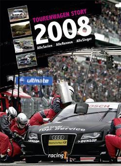 Tourenwagen Story 2008 von Gerdes,  Helge, Schröder,  Torben
