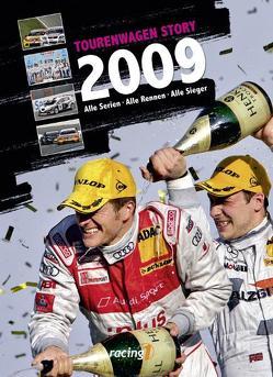 Tourenwagen Story 2009 von Gerdes,  Helge, Schröder,  Torben, Voigt,  Thomas
