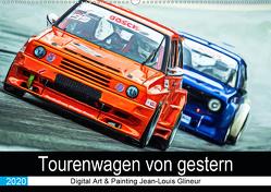Tourenwagen von gestern (Wandkalender 2020 DIN A2 quer) von Glineur,  Jean-Louis