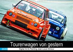 Tourenwagen von gestern (Wandkalender 2020 DIN A3 quer) von Glineur,  Jean-Louis
