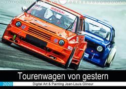 Tourenwagen von gestern (Wandkalender 2020 DIN A4 quer) von Glineur,  Jean-Louis