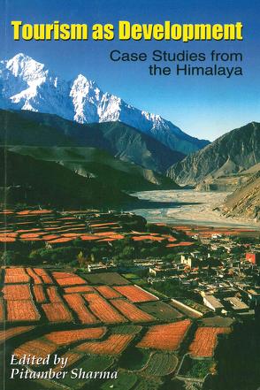 Tourism as Development von Sharma,  Pitamber