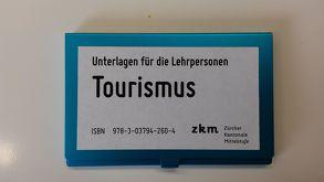 Tourismus USB-Stick für Lehrer/innen von Dütsch,  Christa