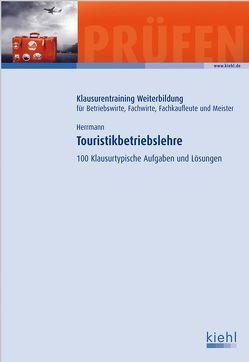 Touristikbetriebslehre von Herrmann,  Hans-Peter