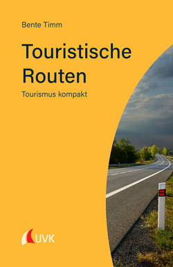 Touristische Routen von Timm,  Bente