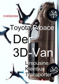 Toyota Proace Der 3D-Van von Zimmermann,  Gerd