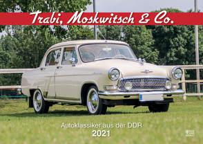 Trabi, Moskwitsch & Co. 2021