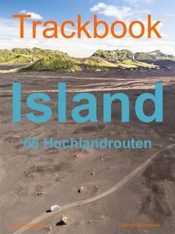 Trackbook Island von Göttenauer,  Matthias, Lindenblatt,  Melina