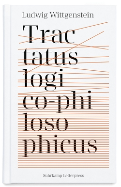 Tractatus logico-philosophicus – Logisch-philosophische Abhandlung von Schulte,  Joachim, Wittgenstein,  Ludwig