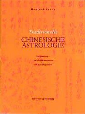 Traditionelle Chinesische Astrologie von Kubny,  Manfred