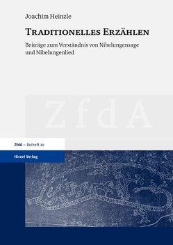 Traditionelles Erzählen von Heinzle,  Joachim