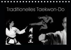 Traditionelles Taekwon-Do (Tischkalender 2019 DIN A5 quer) von kunkel fotografie,  elke