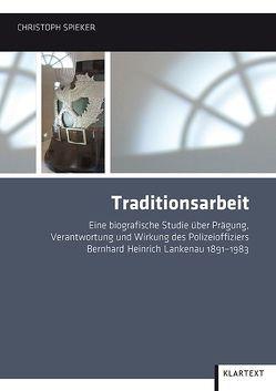 Traditionsarbeit von Spieker,  Christoph
