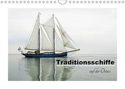 Traditionsschiffe auf der Ostsee (Wandkalender 2019 DIN A4 quer) von Carina-Fotografie