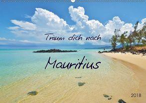 Träum dich nach Mauritius (Wandkalender 2018 DIN A2 quer) von Heußlein,  Jutta