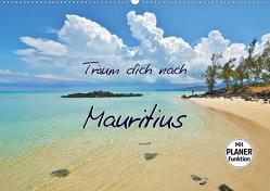 Träum dich nach Mauritius (Wandkalender 2020 DIN A2 quer) von Heußlein,  Jutta