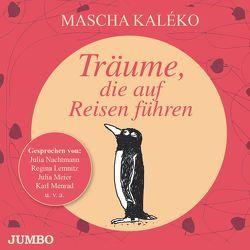 Träume, die auf Reisen führen von Kaléko,  Mascha, Menrad,  Karl, Nachtmann,  Julia, u.a.