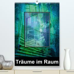 Träume im Raum (Premium, hochwertiger DIN A2 Wandkalender 2021, Kunstdruck in Hochglanz) von Scheffler GeSche,  Gertrud