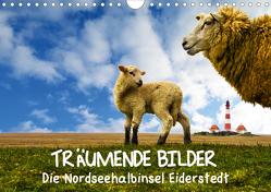 Träumende Bilder – Die Nordseehalbinsel Eiderstedt (Wandkalender 2021 DIN A4 quer) von Peeh,  Doro