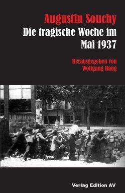 TRAGISCHE WOCHE IM MAI von Haug,  Wolfgang, Souchy,  Augustin