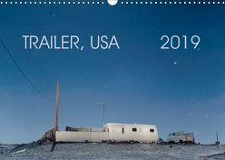 Trailer, USA (Wandkalender 2019 DIN A3 quer) von Kutschker,  Thomas