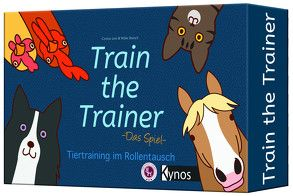 Train the Trainer von Deutsch,  Wibke, Lenz,  Corinna