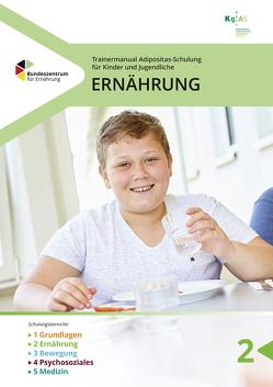 Trainermanual Adipositasschulung für Kinder und Jugendliche – Ernährung – Ernährung von Konsensusgruppe Adipositasschulung,  für Kinder und Jugendliche (KgAS) e. V.