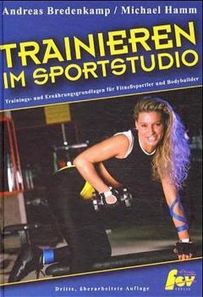 Trainieren im Sportstudio von Bredenkamp,  Andreas