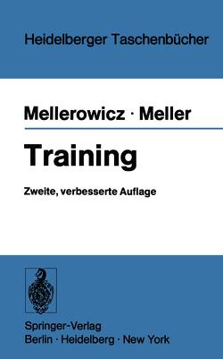 Training von Meller,  W., Mellerowicz,  H.