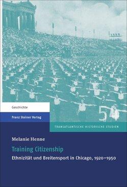 Training Citizenship von Henne,  Melanie