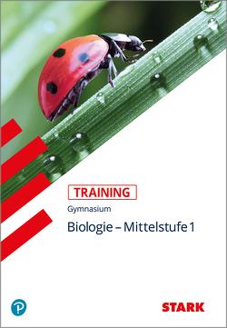 Training Gymnasium – Biologie Mittelstufe Band 1 von Steinhofer,  Harald