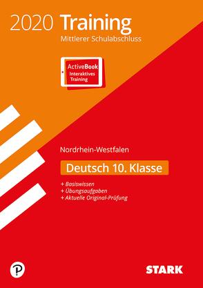 Training Mittlerer Schulabschluss 2020 – Deutsch – NRW