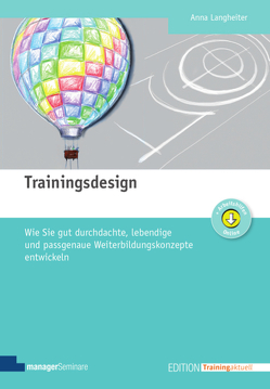 Trainingsdesign von Langheiter,  Anna